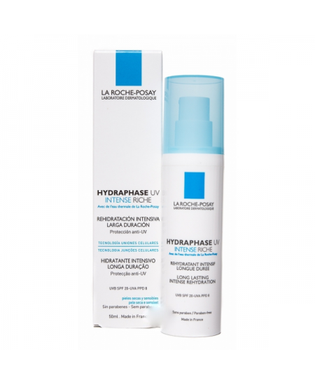 HYDRAPHASE XL RICHE LA ROCHE POSAY 50 ML