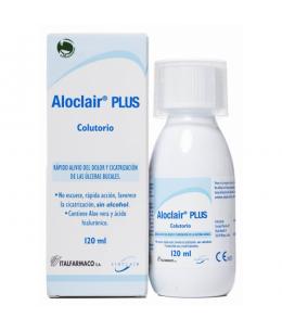 ALOCLAIR PLUS COLUTORIO 1 ENVASE 120 ML