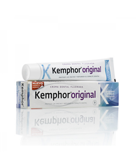 KEMPHOR CREMA DENTAL 1 ENVASE 75 ML
