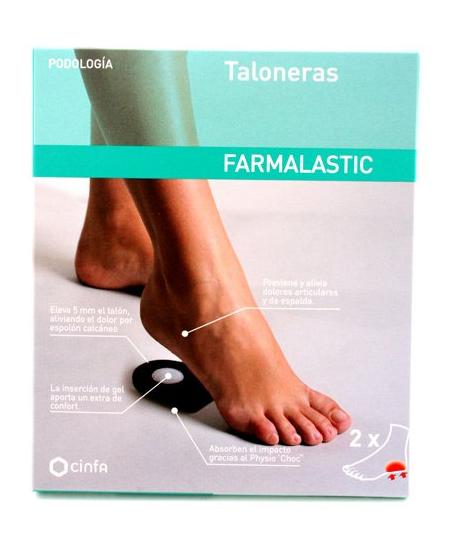 TALONERA FARMALASTIC FEET T - G