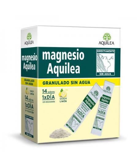 AQUILEA MAGNESIO 14 SOBRES GRANULADO 3 G