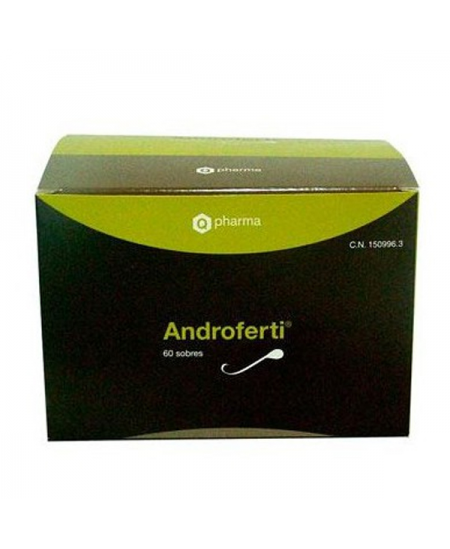 ANDROFERTI 60 SOBRES
