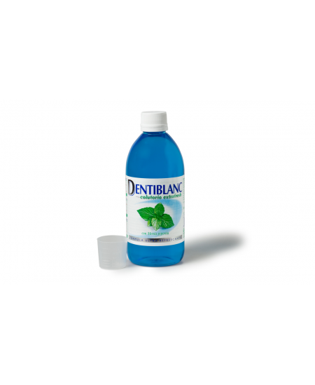 DENTIBLANC COLUTORIO DENTAL EXTRAFRESH 1 ENVASE 500 ML