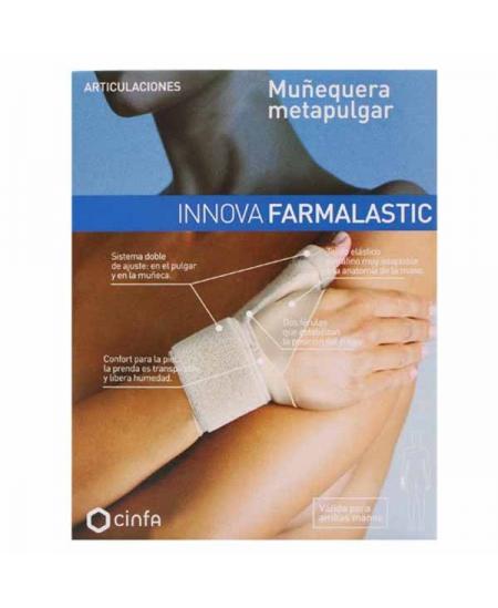 MUÑEQUERA FERULA METACARPIANA FARMALASTIC INNOVA T- PEQ
