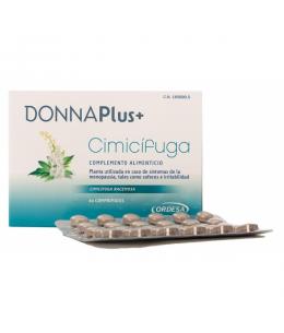 DONNA PLUS+ MENOCIFUGA 60 COMPRIMIDOS