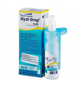 HYALDROP ADVANCED GOTAS OCULARES 10 ML