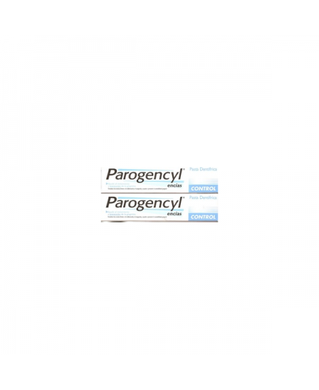 PAROGENCYL ENCIAS CONTROL DENTIFRICO DUPLO ESPECIAL 2 X 125 ML