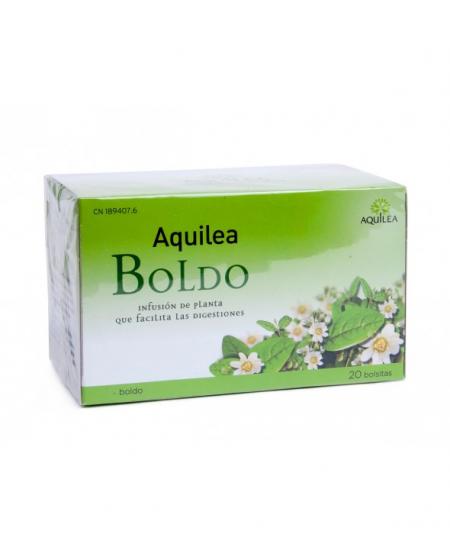 AQUILEA BOLDO 20 SOBRES PARA INFUSION