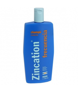 ISDIN SHAMPOO ANTICASPA ZINCATION 1 ENVASE 400 ML