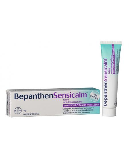 BEPANTHOL SENSICALM CREMA 1 ENVASE 20 G
