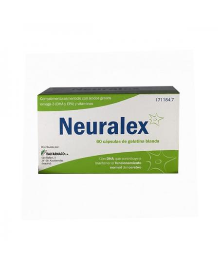 NEURALEX 60 CAPSULAS DE GELATINA BLANDA