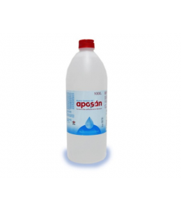 ALCOHOL 96º APOSAN 1 FRASCO 1000 ML