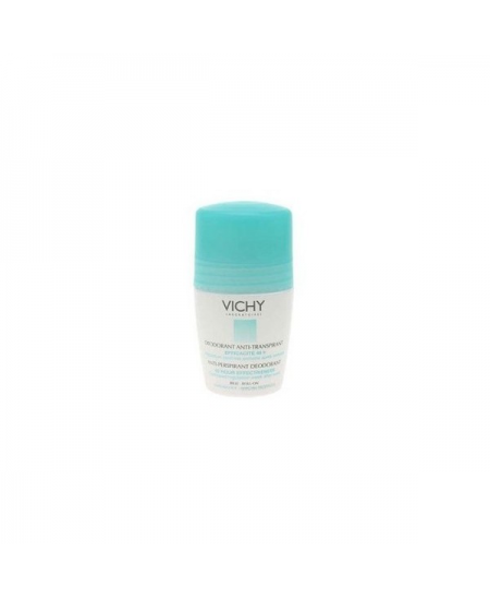 DESODORANTE VICHY ROLL-ON TTO ANTITRANSPIRANTE EFICACIA 48 H 50 ML