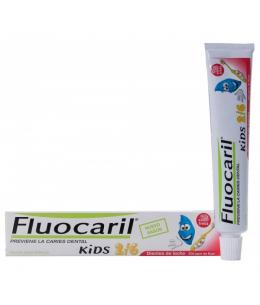 FLUOCARIL KIDS 0-6 AÑOS 50 ML FRESA