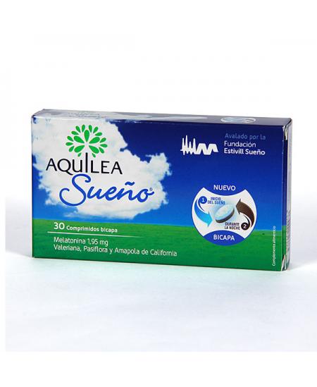 AQUILEA SUEÑO 1,95 MG 30 COMPRIMIDOS