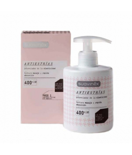 SUAVINEX ANTIESTRIAS 400 ML