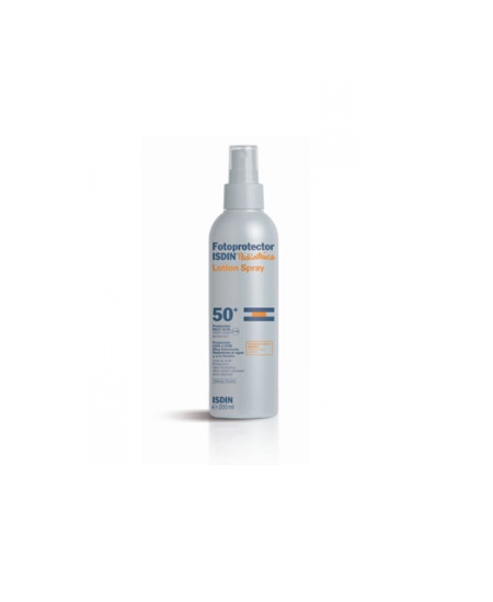 FOTOPROTECTOR ISDIN PEDIATRICS LOTION SPRAY SPF 50 250 ML