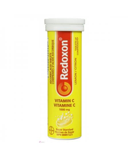 REDOXON VIT C 30 COMPRIMIDOS EFERVESCENTES