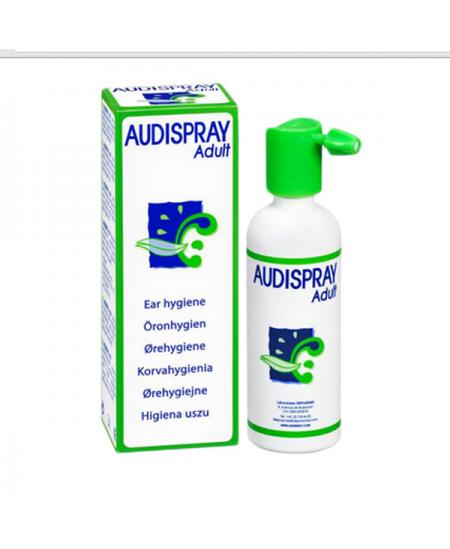 AUDISPRAY ADULT LIMPIEZA OIDOS 1 ENVASE 50 ML