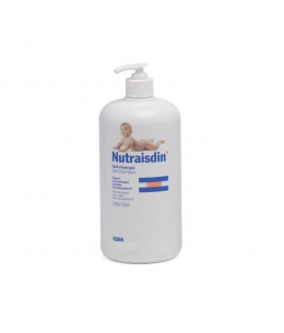 BABY ISDIN NUTRAISDIN BATH 1 ENVASE 1000 ML
