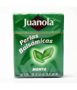 JUANOLA PERLAS MENTA FRESCA 1 ENVASE 25 G