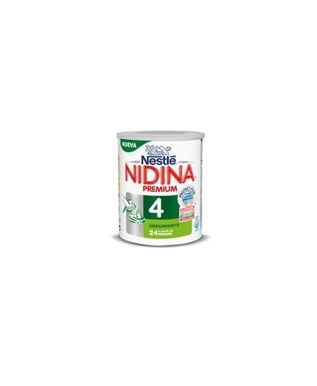 NIDINA 4 PREMIUM 1 ENVASE 800 G