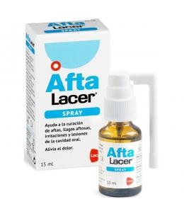 AFTA LACER SPRAY 1 ENVASE 15 ML