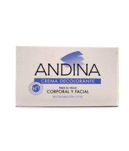 ANDINA CREMA DECOLORANTE 1 ENVASE 30 ML