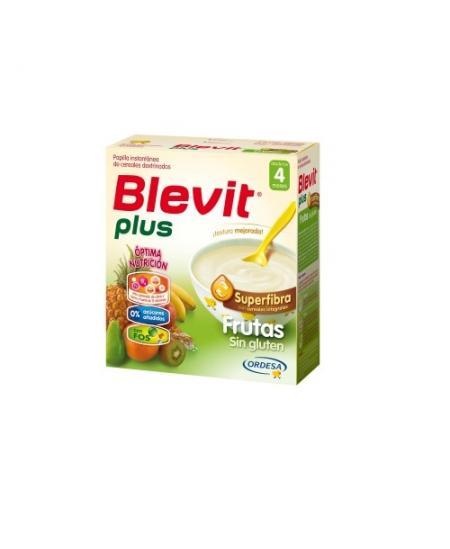 BLEVIT PLUS SUPERFIBRA FRUTAS 1 ENVASE 600 G