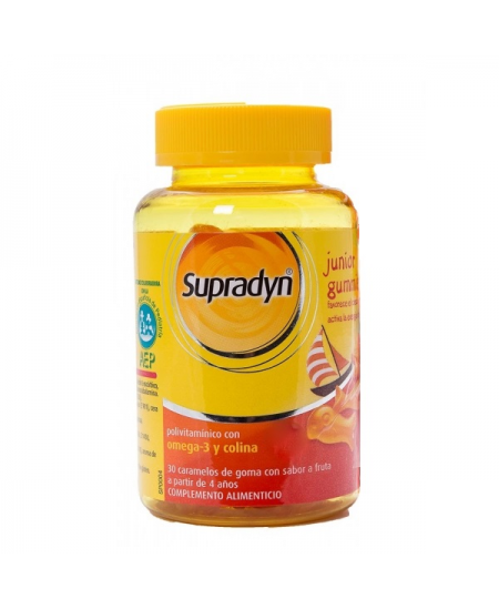 SUPRADYN JUNIOR 30 GUMMIES