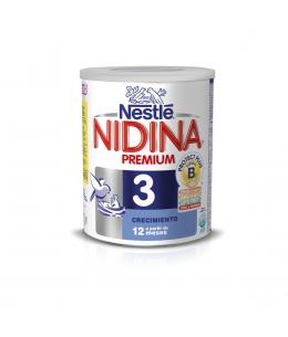 NIDINA 3 PREMIUM 1 ENVASE 800 G