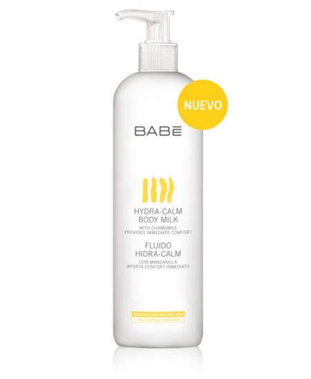 BABE FLUIDO HIDRA-CALM 1 ENVASE 500 ML