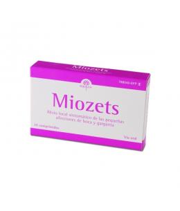MIOZETS 20 COMPRIMIDOS PARA CHUPAR