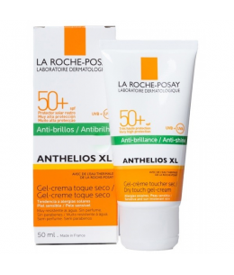 ANTHELIOS XL SPF 50+ GEL CREMA TOQUE SECO 1 ENVASE 50 ML COLOR