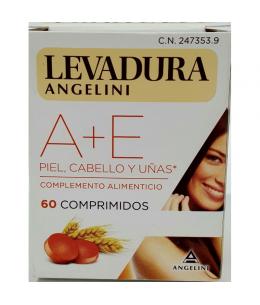 ANGELINI NATURA LEVADURA A+E 60 COMP