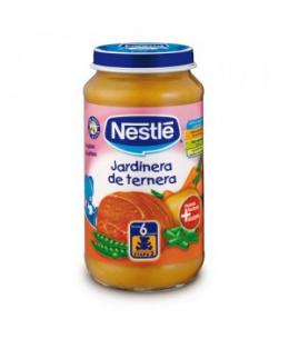 NESTLE JARDINERA DE TERNERA 250 G