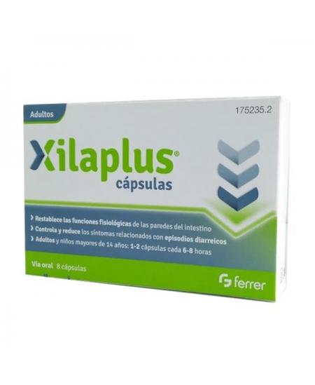 XILAPLUS 8 CAPSULAS