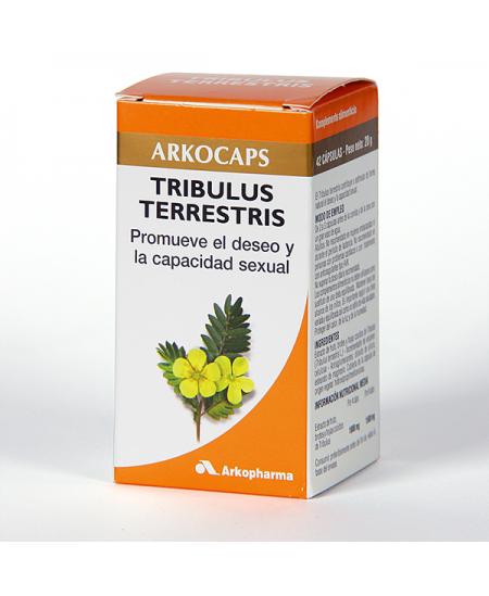ARKOPHARMA TRIBULUS TERRESTRIS BIO 40 CAPSULAS