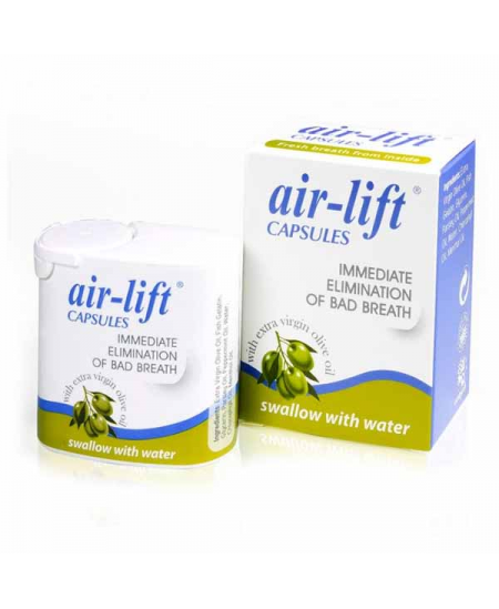 AIR-LIFT 40 CAPSULAS