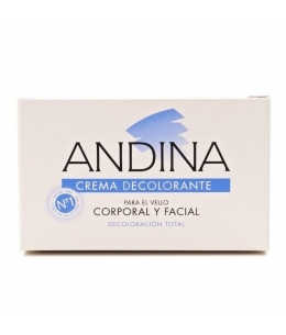 ANDINA CREMA DECOLORANTE 1 ENVASE 100 ML