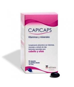 CAPICAPS 60 CAPSULAS