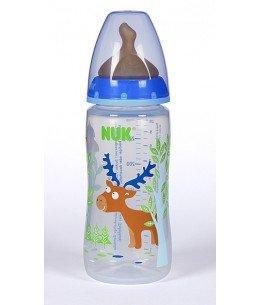 BIBERON 0 BPA PP LATEX NUK FIRST CHOICE 300 CC LECHE T-1 M