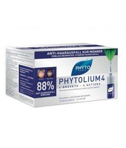 PHYTOLIUM 4 Tratamiento anticaída estimulador de crecimiento