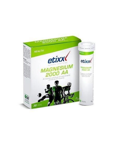 ETIXX MAGNESIUM 2000 AA 30 COMPRIMIDOS EFERVESCENTES
