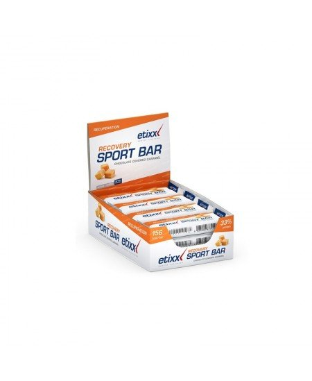 ETIXX ENERGY SPORT BAR 1 ENVASE 40 G SABOR CHOCOLATE