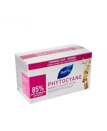 PHYTOCYANE Tratamiento anticaída densificante