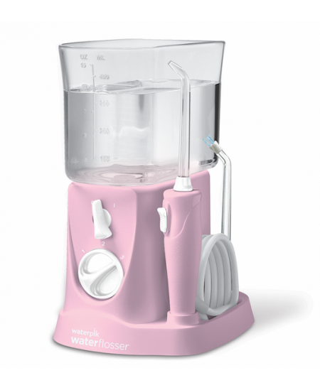 WATERPIK WP-300 TRAVELER IRRIGADOR BUCAL ROSA