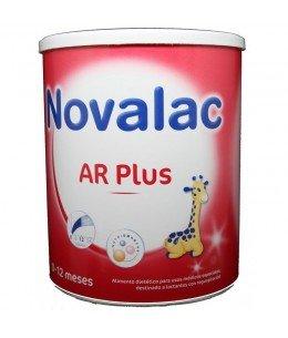 NOVALAC AR PLUS 1 ENVASE 800 G