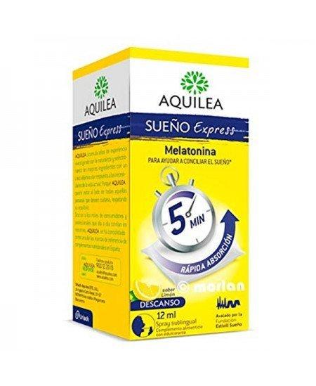 AQUILEA SUEÑO EXPRESS SPRAY SUBLINGUAL 1 MG 12 ML SPRAY SUBLINGUAL