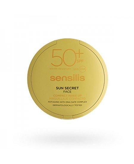 SUN SECRET MAQ. COMPACTO SPF50+ GOLDEN